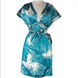 100% Silk Kimono Dress